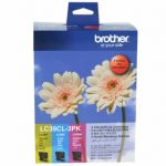 Brother LC39CL3PK CMY Colour Pack
