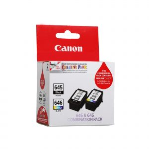 Canon PG645 CL646 Twin Pack