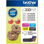 Brother LC233PVPS Photo Value Pack