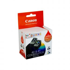 Canon PG40 CL41 Ink Cartridge