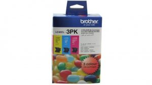 Brother LC40 CMY Colour Pack
