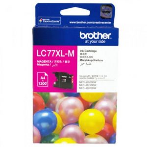 Brother LC77XLM Magenta Ink Cartridge