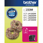 Brother LC233MS Magenta Ink Cartridge