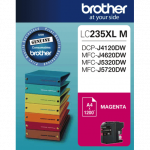 Brother LC235XLMS Magenta Ink Cartridge
