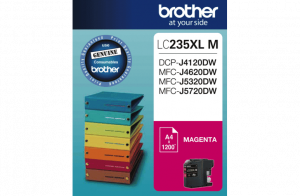 Brother LC235XLMS Magenta Cartridge