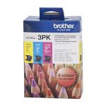 Brother LC73CL3PK CMY Colour Pack