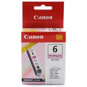 Canon BCI6PM Photo Magenta Ink