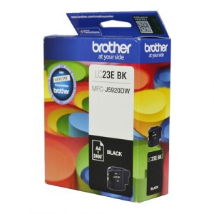 Brother LC23EBK Black Ink Cartridge