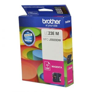 Brother LC23EM Magenta Ink Cartridge