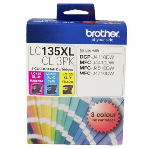 Brother LC3319XL3PK CMY Colour Pack