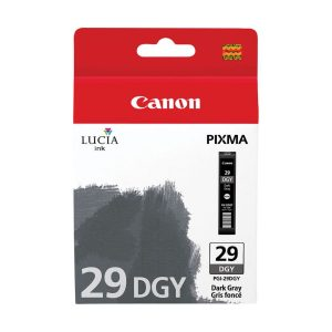 Canon PGI29 Dark Grey Ink Tank