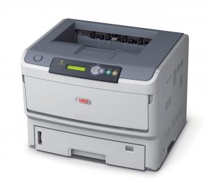 Oki B820DN Mono Printer