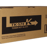 Kyocera TK574 Black Toner Cartridge