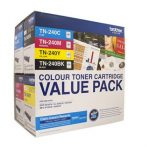 Brother TN240 Colour 4 Pack