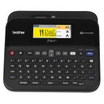 Brother PTD600 P Touch Machine