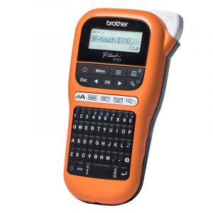 Brother E110VP Touch Machine