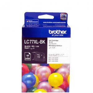 Brother LC77XLBK Black Ink Cartridge