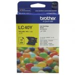 Brother LC40 Yellow Ink Cartridge