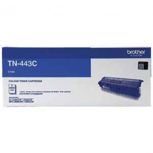 Brother TN443 Cyan Toner Cartridge
