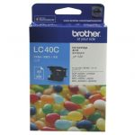 Brother LC40 Cyan Ink Cartridge