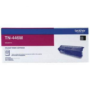 Brother TN446 Magenta Toner Cartridge