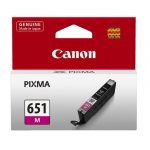 Canon CLI651 Magenta Ink Cartridge