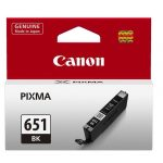 Canon CLI651 Black Ink Cartridge