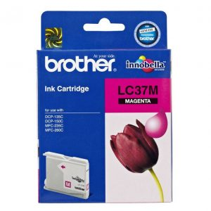 Brother LC37M Magenta Ink Cartridge