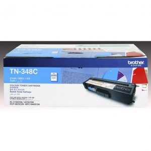 Brother TN348 Cyan Toner Cartridge
