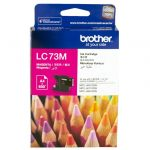 Brother LC73 Magenta Ink Cartridge