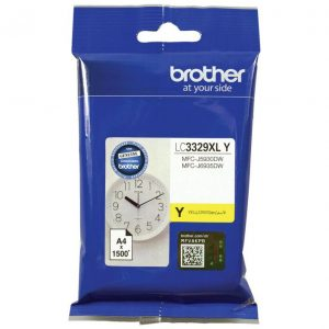 Brother LC3329XLY Yellow Ink Cartridge