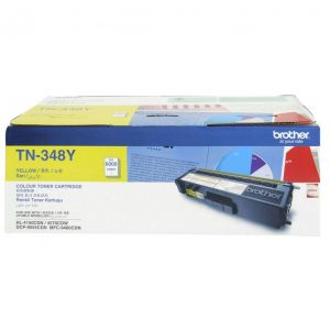 Brother TN348 Yellow Toner Cartridge