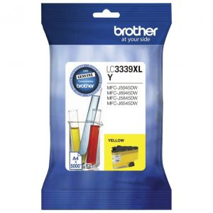 Brother LC3339XLY Yellow Ink Cartridge