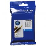 Brother LC3317C Cyan Ink Cartridge