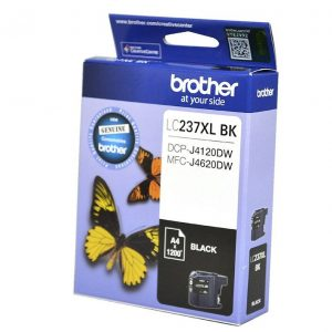 Brother LC237XLBKS Black Ink Cartridge