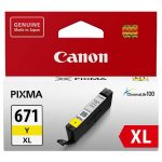 Canon CLI671XL Yellow Ink Cartridge