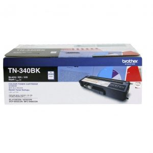 Brother TN340 Black Toner Cartridge
