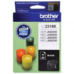 Brother LC231BKS Black Ink Cartridge