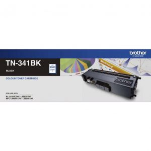 Brother TN341 Black Toner Cartridge