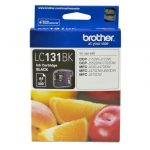Brother LC131BK Black Ink Cartridge