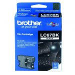 Brother LC67HYBK Black HY Ink Cartridge
