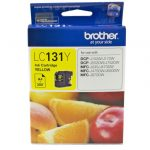 Brother LC131Y Yellow Ink Cartridge