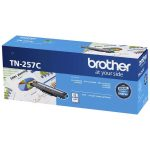 Brother TN257 Cyan Toner Cartridge