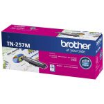 Brother TN257 Magenta Toner Cartridge