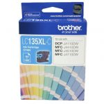 Brother LC135XLC Cyan Ink Cartridge