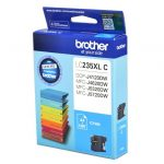 Brother LC235XLCS Cyan Ink Cartridge