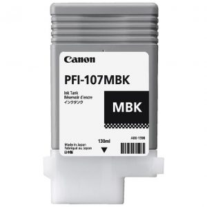 Canon PFI107 Matte Black Ink