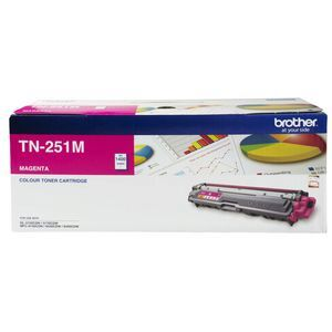 Brother TN251 Magenta Toner Cartridge
