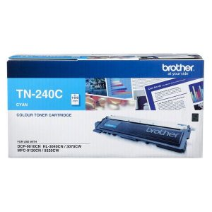 Brother TN240 Cyan Toner Cartridge